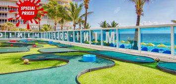 Beach Miniature Golf