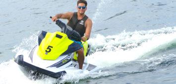 Ride a Jet Ski Ocean Side